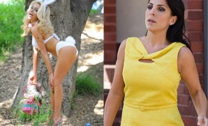 Courtney Stodden, 17, and Jill Kelley are real housewives. Really.