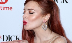 Lindsay Lohan officially kisses her career goodbye.