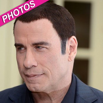 John Travolta S Hair Is It Even Hair Does He Not Own A Mirror