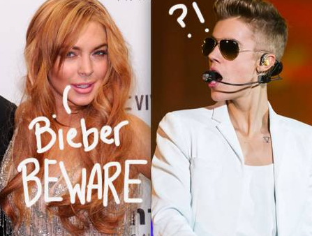 Justin Bieber is his own biggest belieber and maybe Amanda Bynes is too.