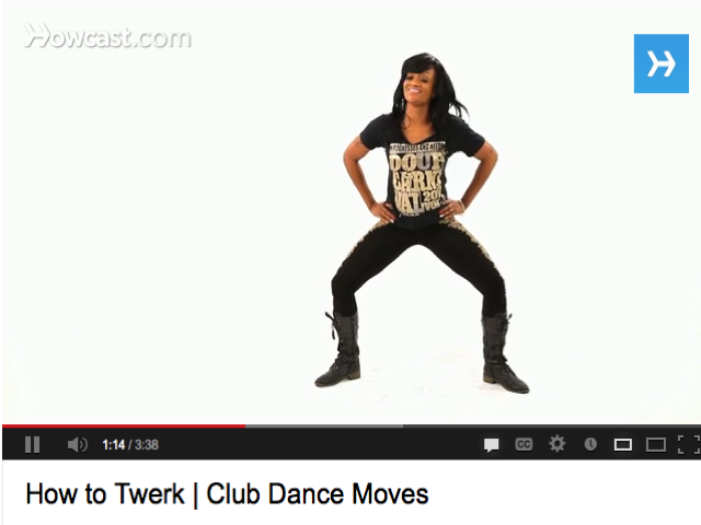 Learn How To Twerk