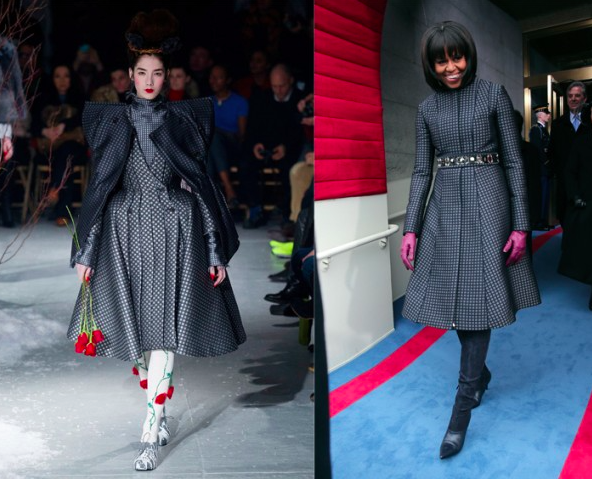 Thom Browne Before & After