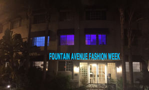 Fountain Avenue Fashion Week 2016. It's on!!!