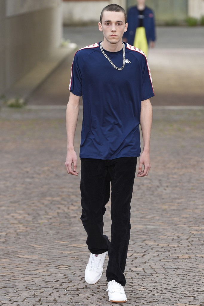 What a fucking waste of time this Gosha Rubchinskiy would be in Paris, no less.