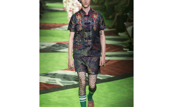 Gucci continues to inspire the Manzie Report