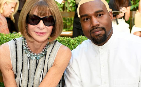 Anna Wintour needs to stay away from Kanye West.