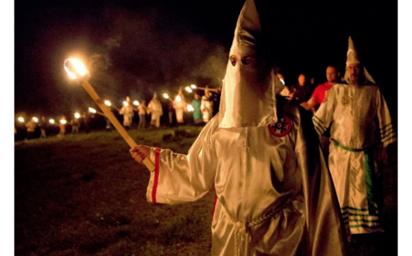 The KKK wants you to get ready to wear their iconic look.